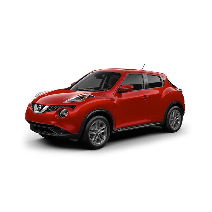 Nissan Juke Red Alert
