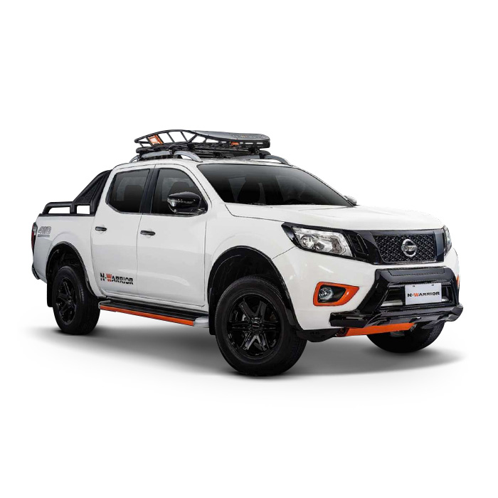 Nissan Navara N-Warrior Philippines Alpine White