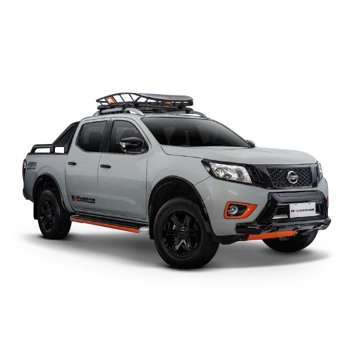 Nissan Navara N-Warrior Philippines Brilliant Silver