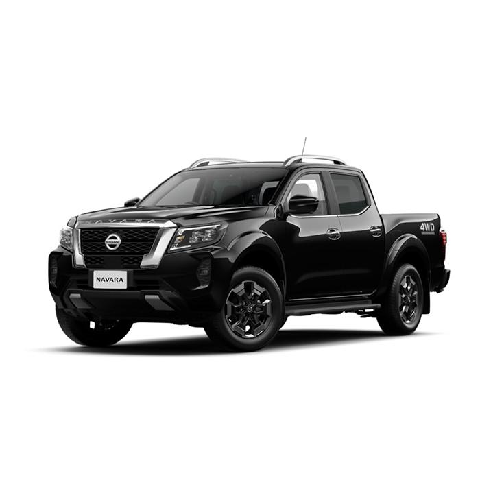 Nissan Navara new VL Galaxy Black
