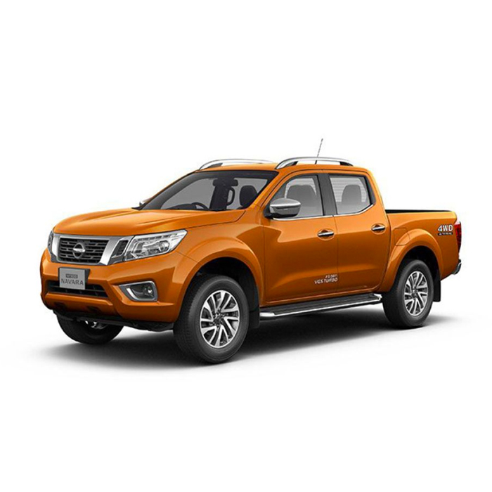 Nissan Navara Savanna Orange