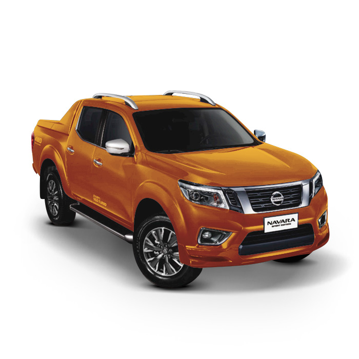 Nissan Navara Sport Philippines Savana Orange