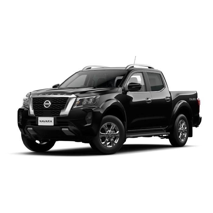Nissan Navara VE 4x4 MT Galaxy Black