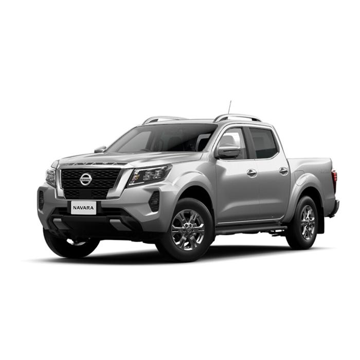 Nissan Navara VE Brilliant Silver
