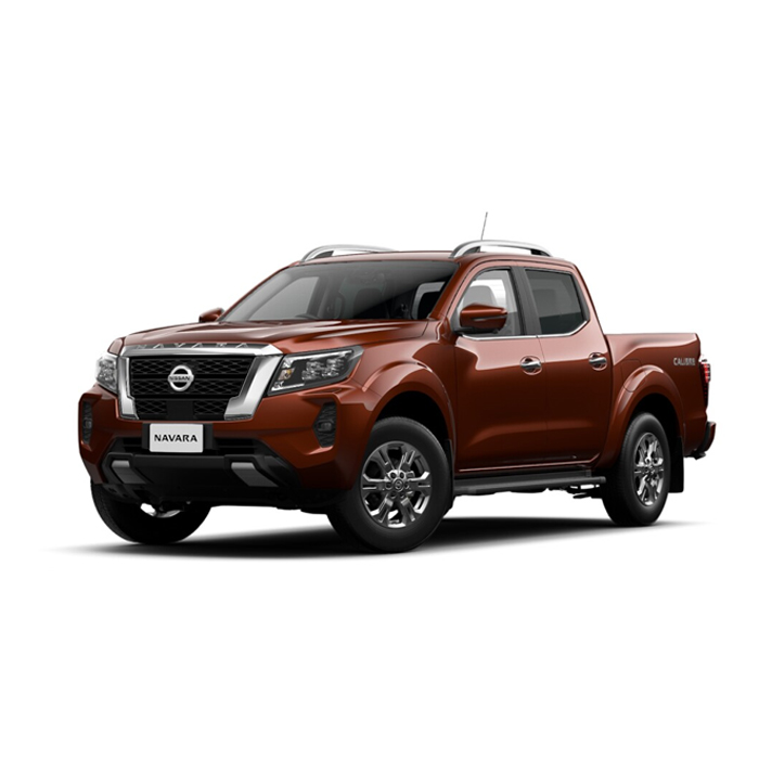 Nissan Navara VE Forged Metallic Copper