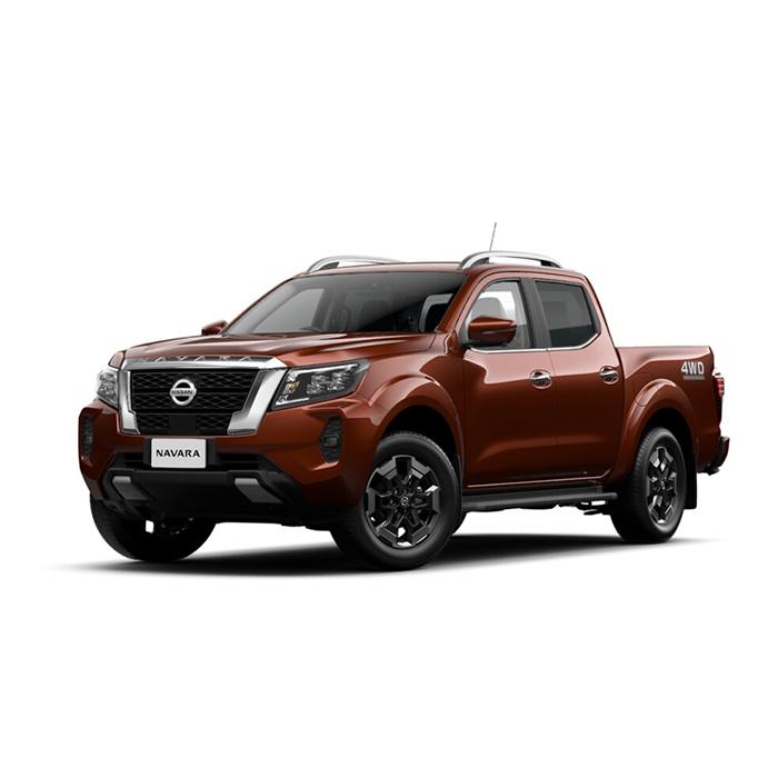 Nissan Navara VL Forged Metallic Copper