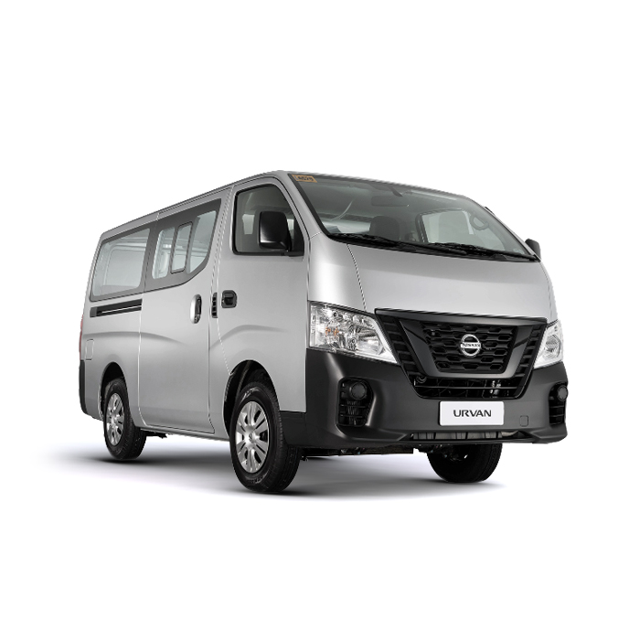 Nissan NV350 Urvan Brilliant Silver Philippines