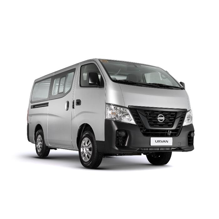 Nissan NV350 Urvan Brilliant Silver Philippines