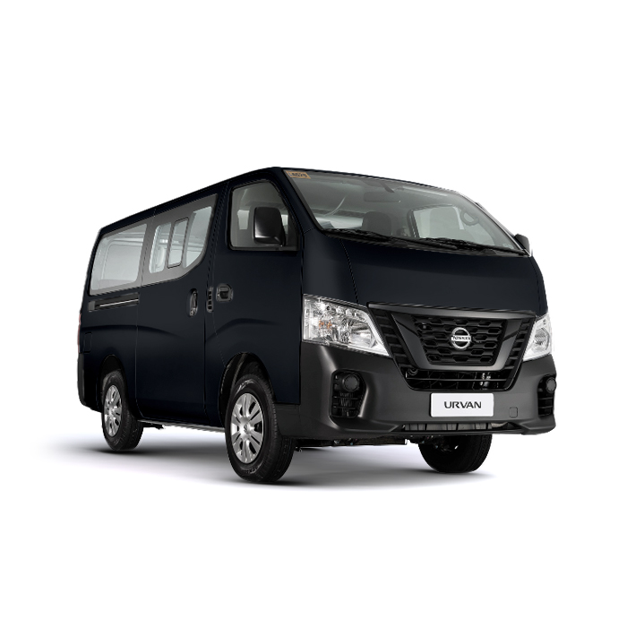 Nissan NV350 Urvan Granite Black Philippines