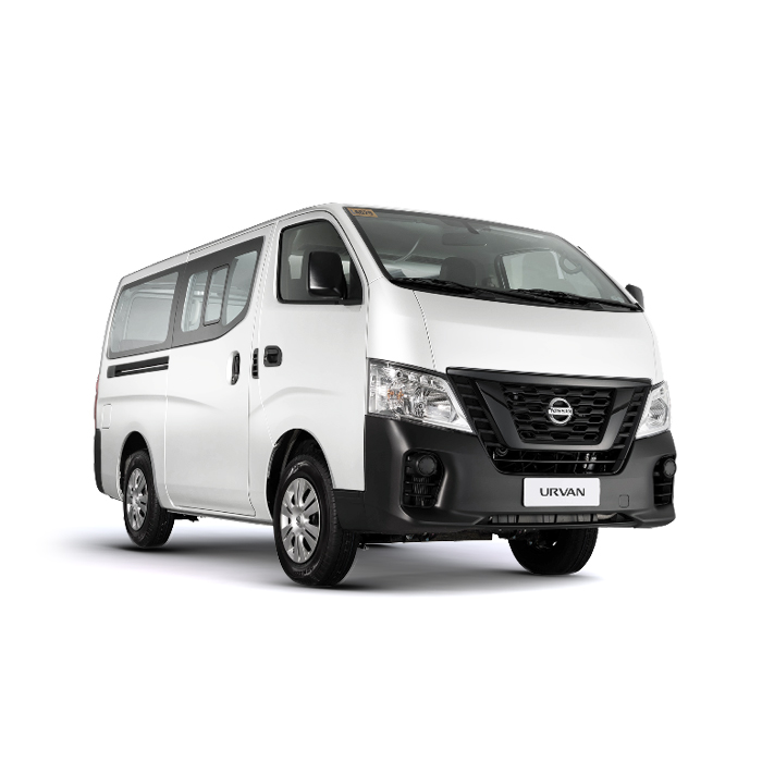 Nissan NV350 Urvan Pearl White Philippines