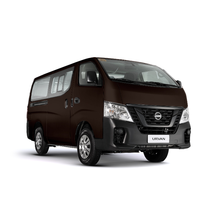 Nissan NV350 Urvan Topaz Brown Philippines