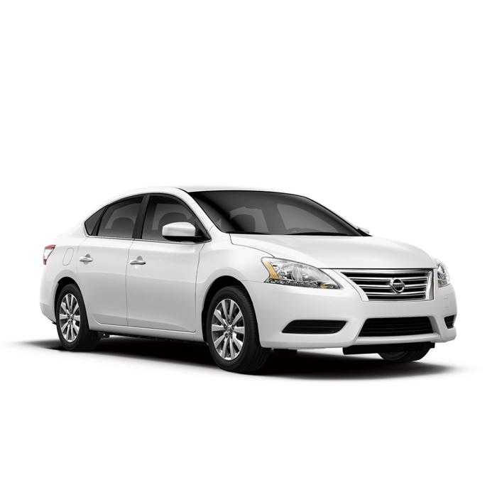 Nissan Sylphy Aspen White