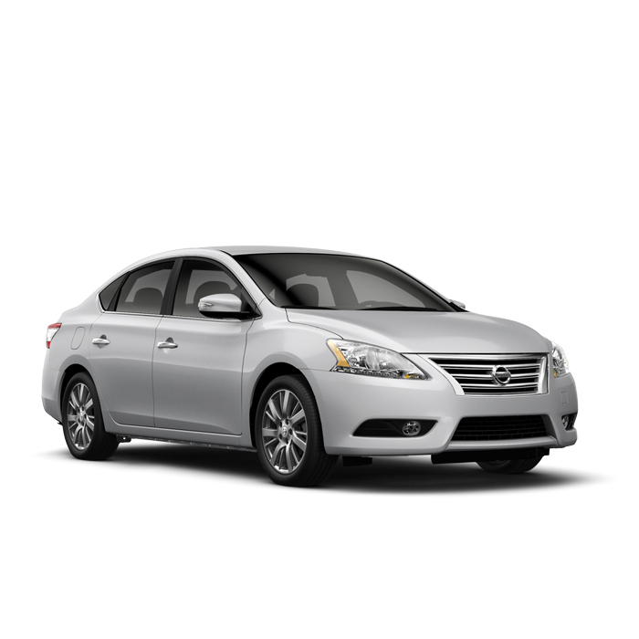 Nissan Sylphy Brilliant Silver