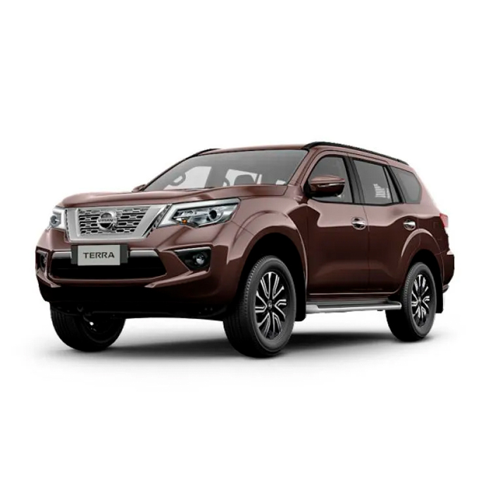 Nissan Terra Earth Brown Philippines