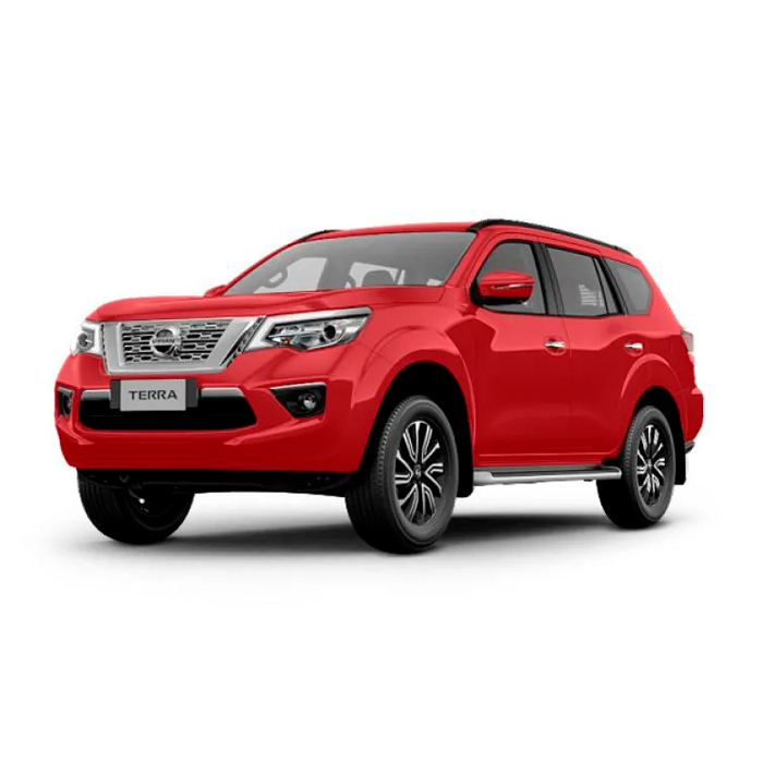 Nissan Terra Fiery Red Philippines