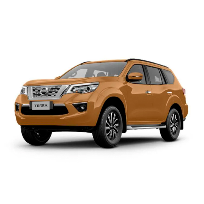 Nissan Terra Flare Metallic Gold Philippines