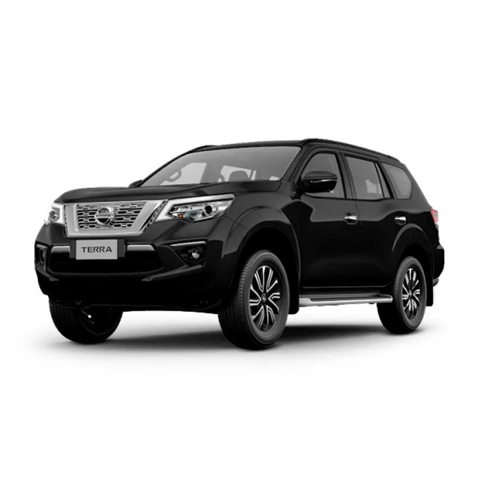Nissan Terra Galaxy Black Philippines