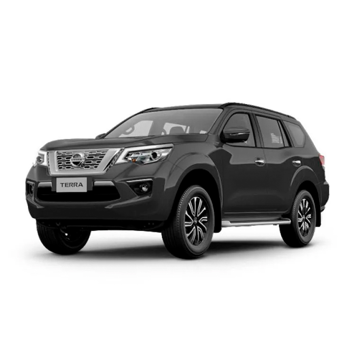 Nissan Terra Lunar Metallic Gray Philippines