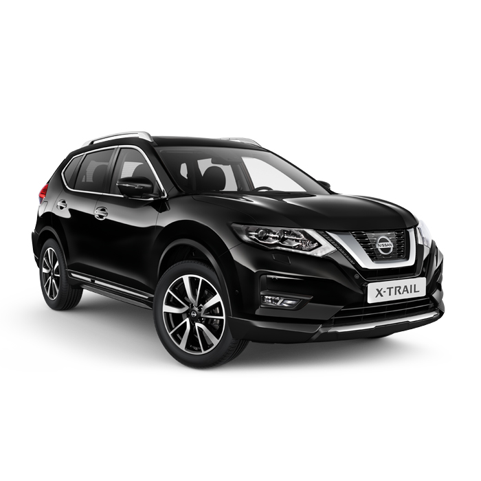 Nissan X-Trail Diamond Black