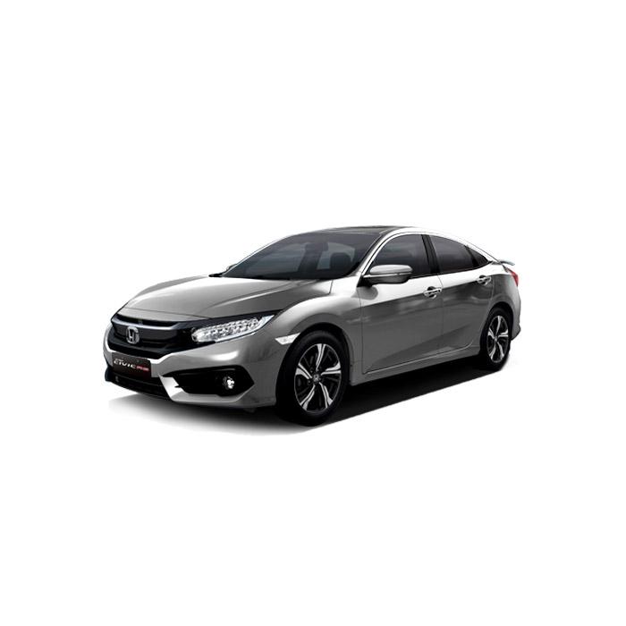 Honda Civic Steel Metallic