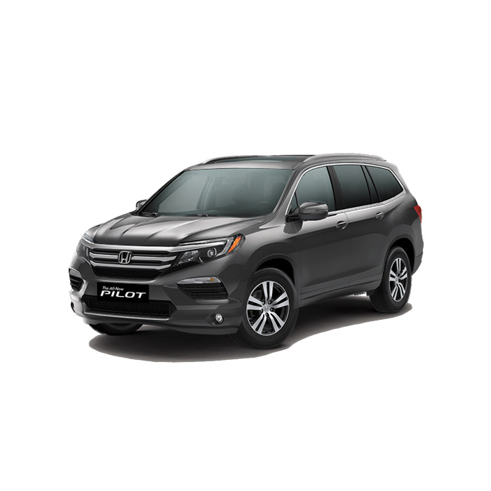 Honda Pilot Steel Metallic