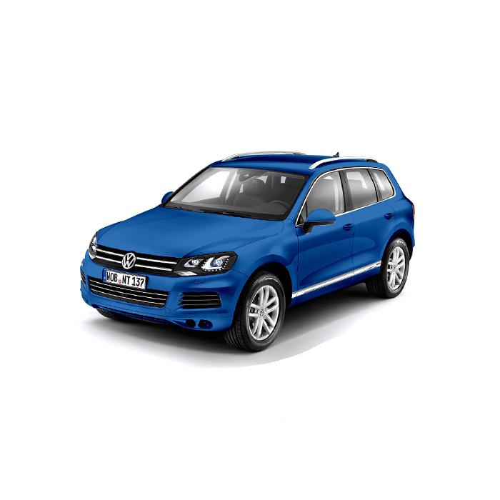 Volkswagen Touareg Reef Blue