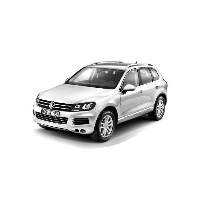 Volkswagen Touareg Pure White