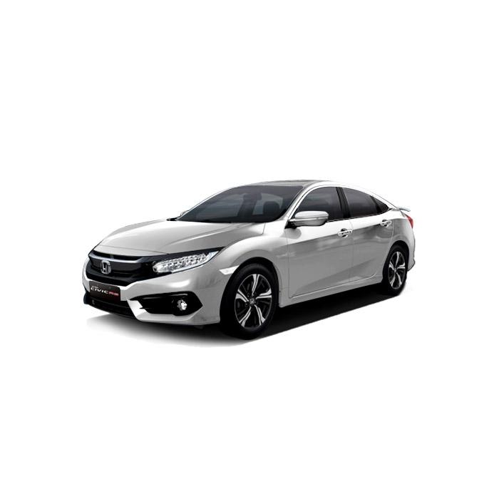 Honda Civic Silver Metallic