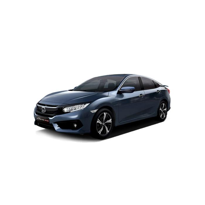 Honda Civic Cosmic Blue