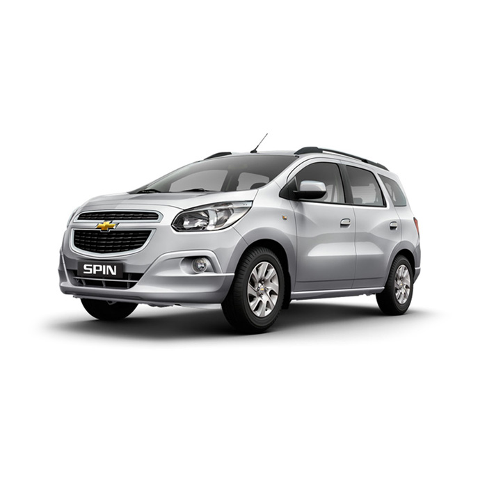 Chevrolet Spin Summit White