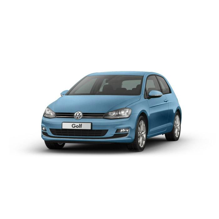 Volkswagen Golf Pacific Blue
