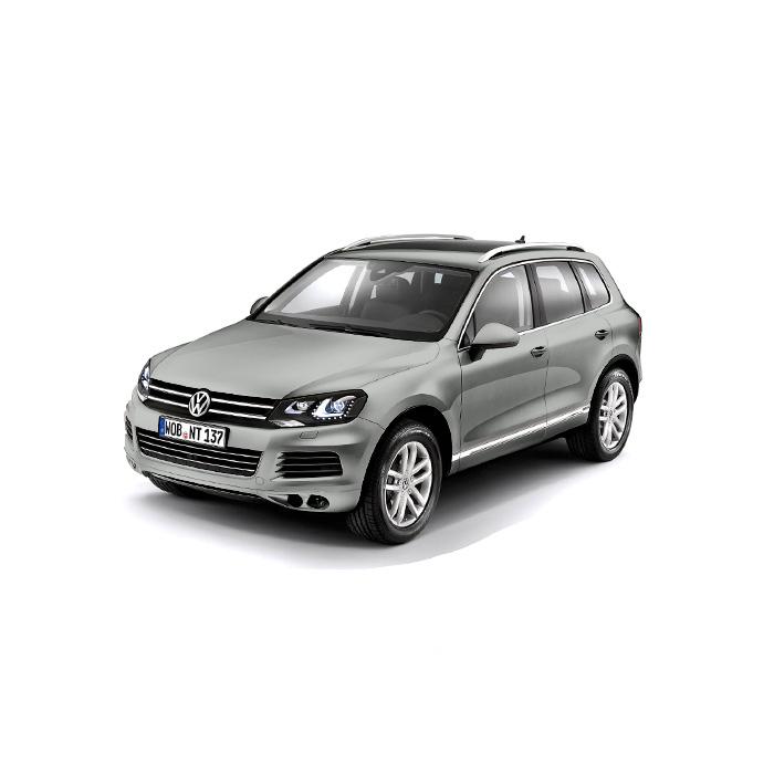 Volkswagen Touareg Tungsten Silver Metallic
