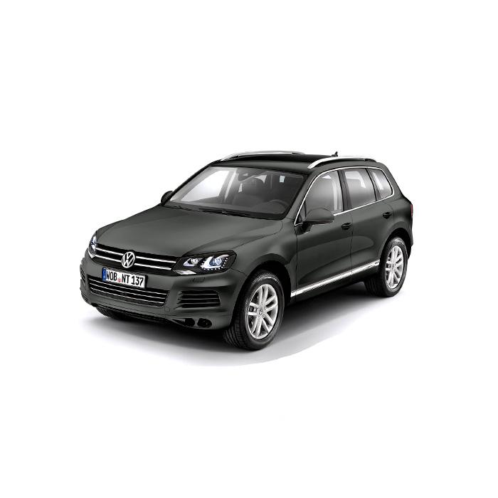 Volkswagen Touareg Canyon Grey Metallic
