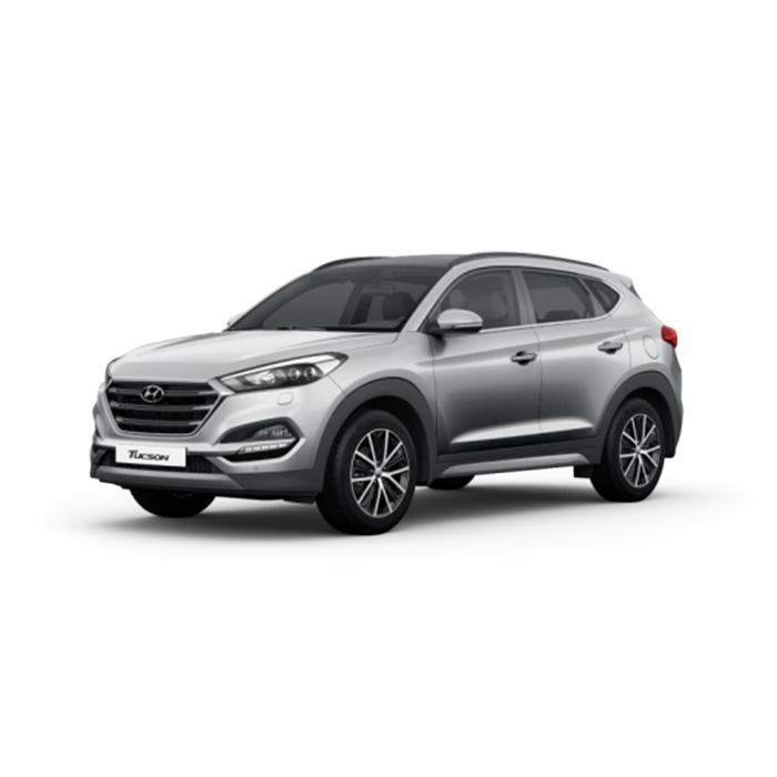 Hyundai Tucson Platinum Silver