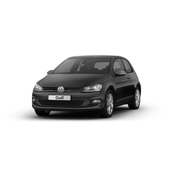 Volkswagen Golf Deep Black