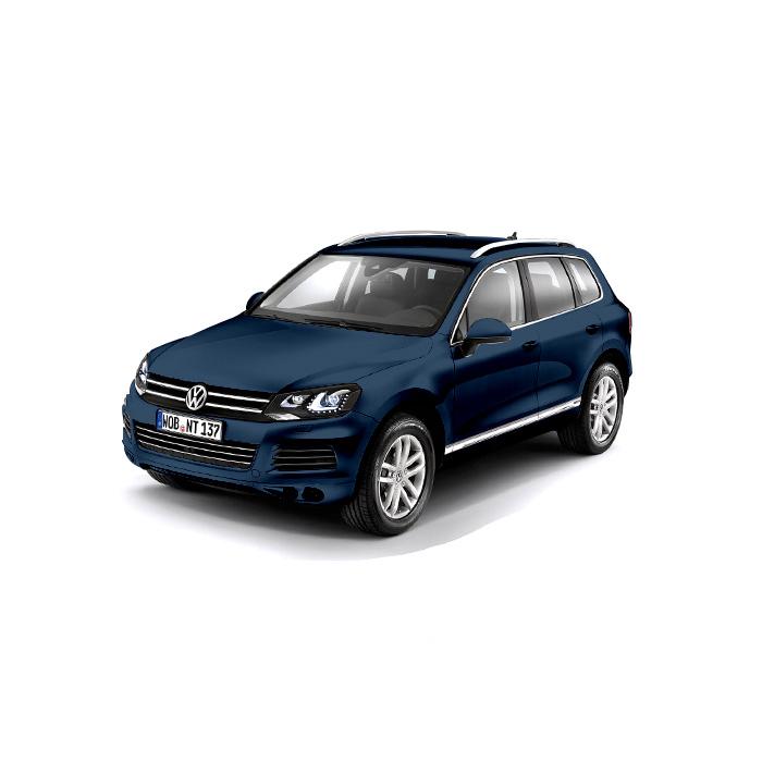Volkswagen Touareg Moonlight Blue