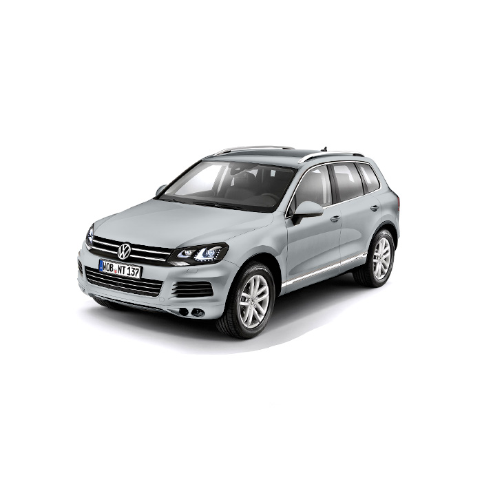 Volkswagen Touareg Light Silver
