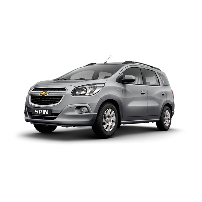 Chevrolet Spin Switchblade Silver Metallic