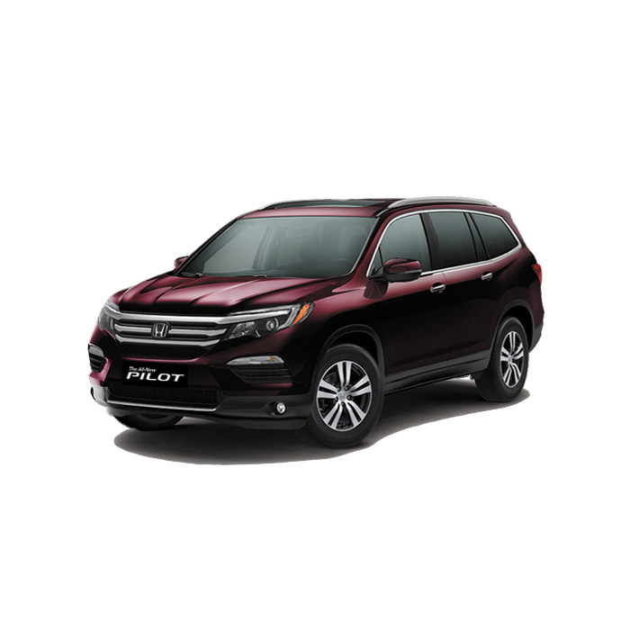 Honda Pilot Dark Cherry