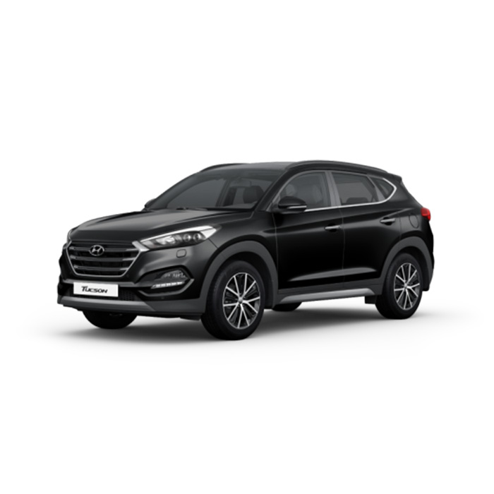Hyundai Tucson Phantom Black