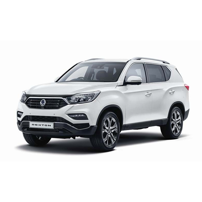 SsangYong Rexton Grand White
