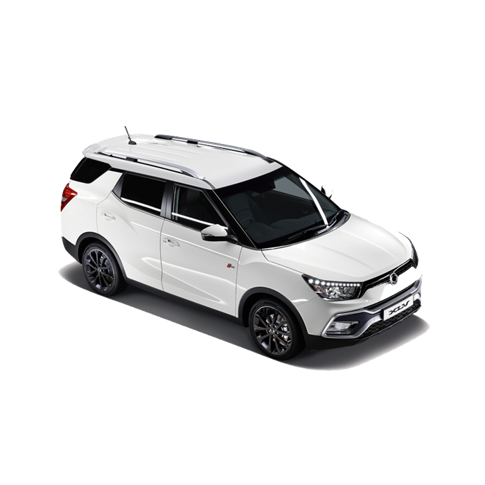 SsangYong Tivoli XLV Grand White Philippines