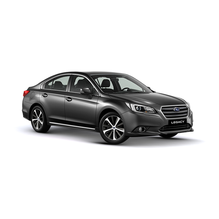Subaru Legacy Dark Gray Metallic
