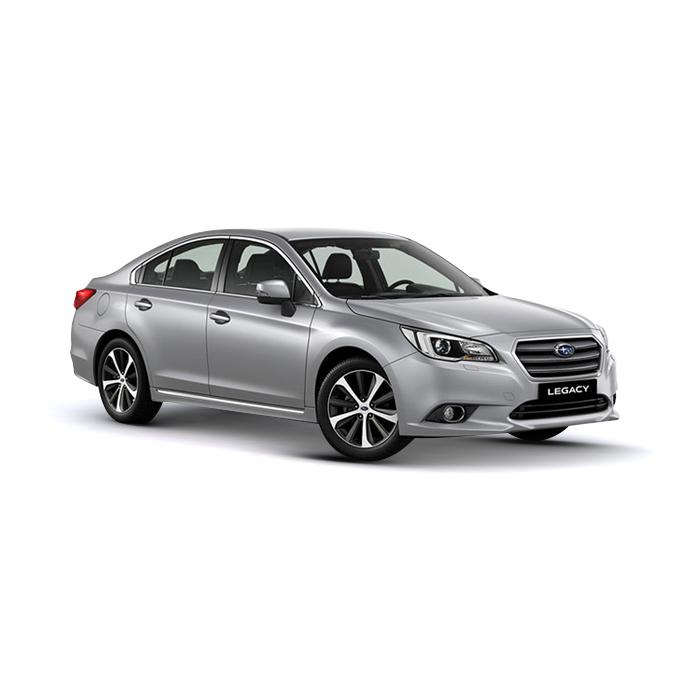 Subaru Legacy Ice Silver Metallic