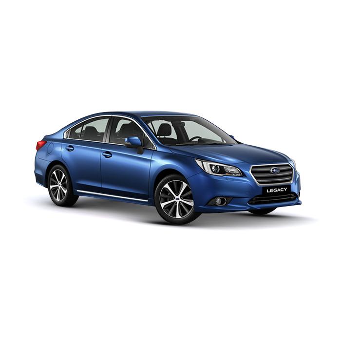 Subaru Legacy Lapis Blue Pearl