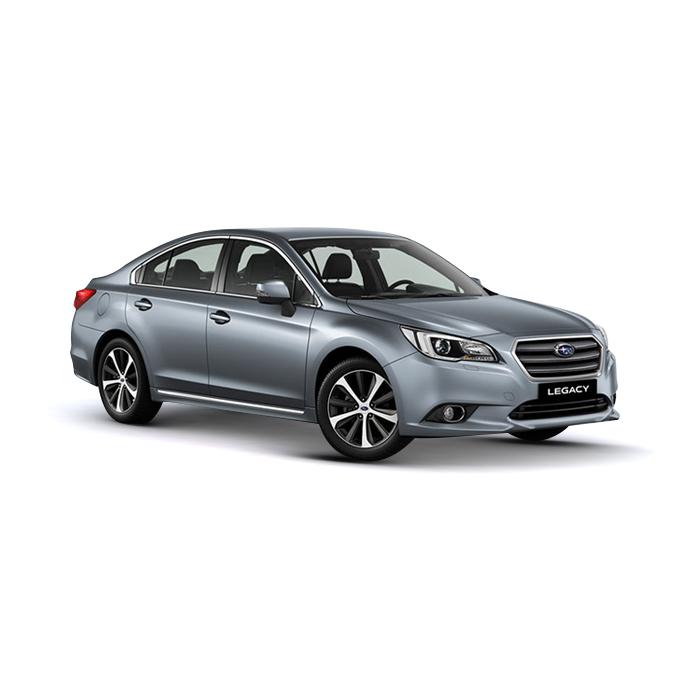 Subaru Legacy Platinum Gray Metallic