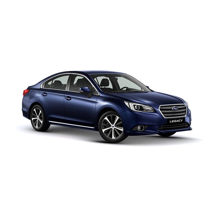Subaru Legacy Sea Blue Pearl