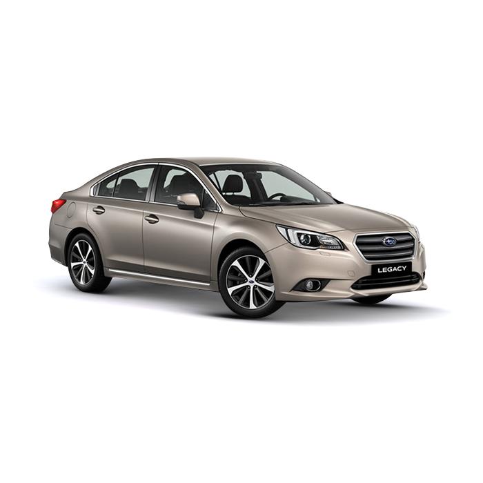 Subaru Legacy Tungsten Metallic