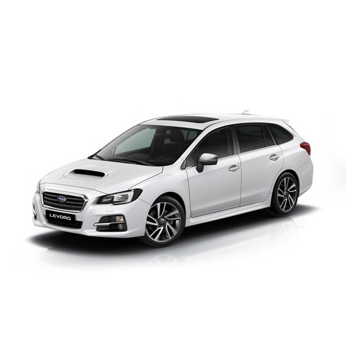 Subaru Levorg Crystal White