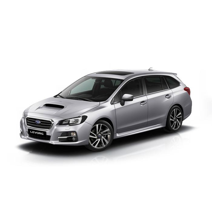 Subaru Levorg Ice Silver